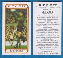 Derby County Les Green